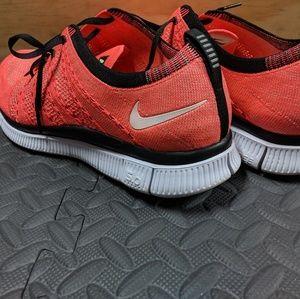 """Nike Free Flyknit NSW """"Hot Lava"""""""